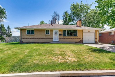 4240 Shaw Boulevard, Westminster, CO 80031 - MLS#: 1563736