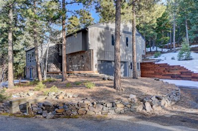 8320 Grizzly Way, Evergreen, CO 80439 - #: 1564105