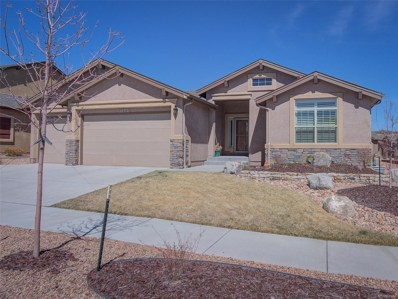 13241 Dominus Way, Colorado Springs, CO 80921 - MLS#: 1564749