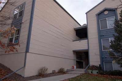 407 S Memphis Way UNIT 202, Aurora, CO 80017 - MLS#: 1566204