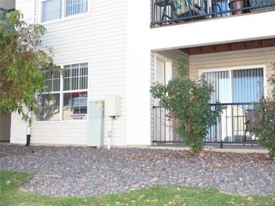 12304 W Cross Drive UNIT 106, Littleton, CO 80127 - MLS#: 1568454
