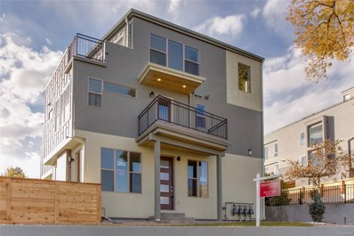 1221 Perry Street, Denver, CO 80204 - #: 1571113