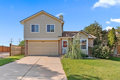 365 N Holcomb Street, Castle Rock, CO 80104 - MLS#: 1576950