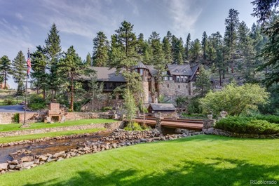 30403 Upper Bear Creek Road, Evergreen, CO 80439 - #: 1578018