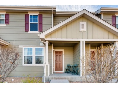 5830 Ceylon Street UNIT C, Denver, CO 80249 - MLS#: 1579124