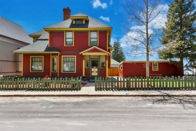 815 Spruce Street, Leadville, CO 80461 - #: 1580122