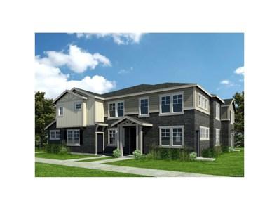 24592 E Calhoun Place UNIT A, Aurora, CO 80016 - MLS#: 1582535