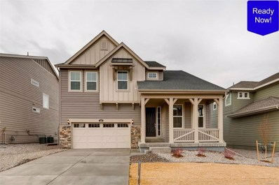 225 Back Nine Drive, Castle Pines, CO 80108 - MLS#: 1582622