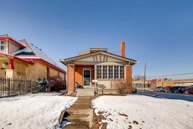 3359 N Elizabeth Street, Denver, CO 80205 - MLS#: 1583167