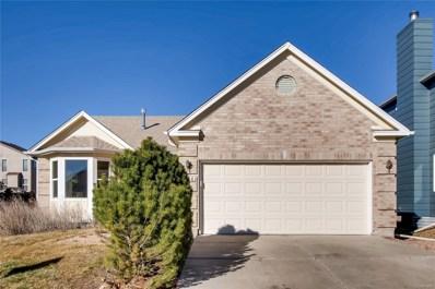 7456 Prythania Park Drive, Colorado Springs, CO 80923 - MLS#: 1588400
