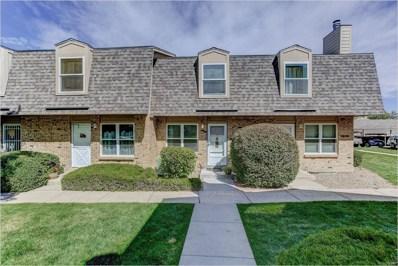 1474 S Pierson Street UNIT 71, Lakewood, CO 80232 - MLS#: 1588787