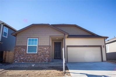 6332 Anders Ridge Lane, Colorado Springs, CO 80927 - MLS#: 1589854