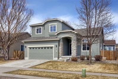 6918 Cool Spring Way, Colorado Springs, CO 80923 - MLS#: 1592163