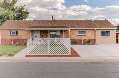 13360 E 7th Avenue, Aurora, CO 80011 - #: 1594451