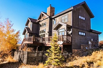 888 Saddle Ridge Circle Circle, Granby, CO 80446 - MLS#: 1596490