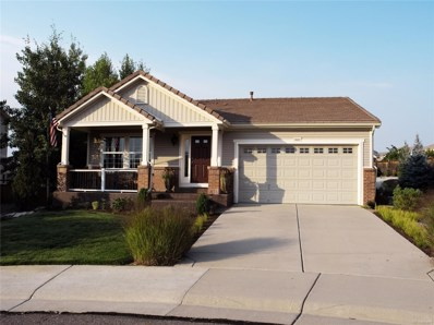 3557 Lemon Court, Castle Rock, CO 80109 - #: 1599427