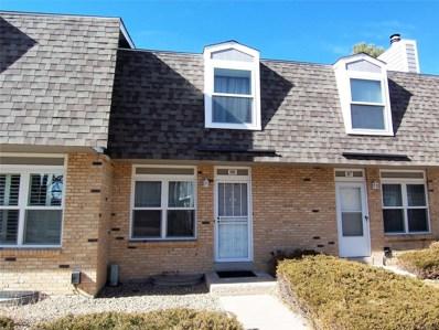 1486 S Pierson Street UNIT 88, Lakewood, CO 80232 - #: 1601648