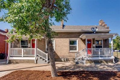 1845 W 41st Avenue, Denver, CO 80211 - MLS#: 1601831