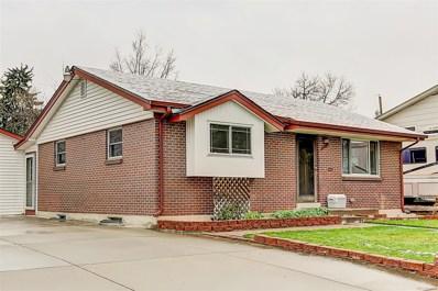 11535 Fowler Drive, Northglenn, CO 80233 - MLS#: 1602860