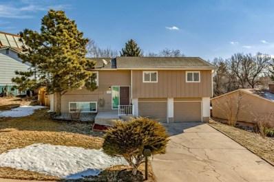 5173 Mira Loma Circle, Colorado Springs, CO 80918 - MLS#: 1604771