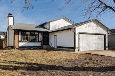 16283 E Oxford Drive, Aurora, CO 80013 - MLS#: 1605288