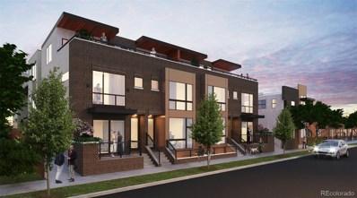 4440 Tennyson Street UNIT 2, Denver, CO 80212 - MLS#: 1605506