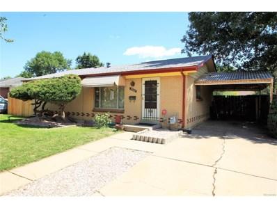 3060 Vaughn Street, Aurora, CO 80011 - MLS#: 1607744