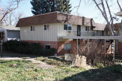 5700 W 28th Avenue UNIT 8, Wheat Ridge, CO 80214 - MLS#: 1611409