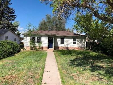 1365 Uinta Street, Denver, CO 80220 - #: 1611423