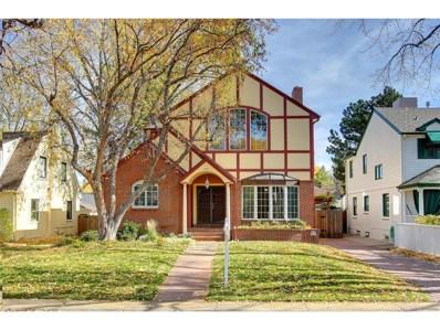 422 Dexter Street, Denver, CO 80220 - MLS#: 1612543