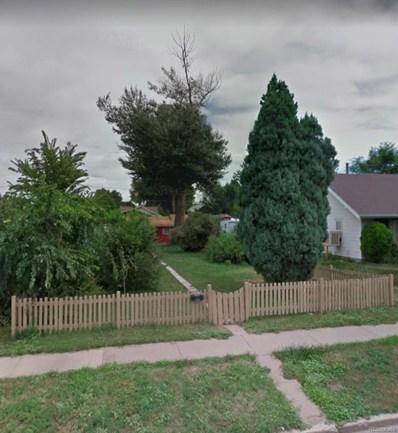 3150 S Bannock Street, Englewood, CO 80110 - MLS#: 1614432