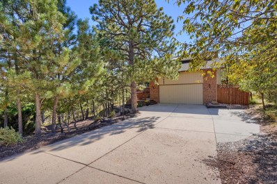 1435 Oak Hills Drive, Colorado Springs, CO 80919 - MLS#: 1614529