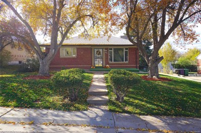 1659 S Canosa Court, Denver, CO 80219 - MLS#: 1616690