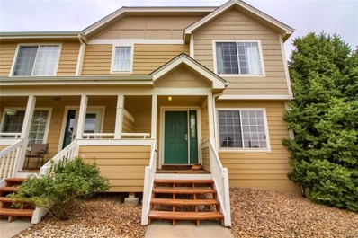 1338 S Danube Court UNIT 101, Aurora, CO 80017 - MLS#: 1618579