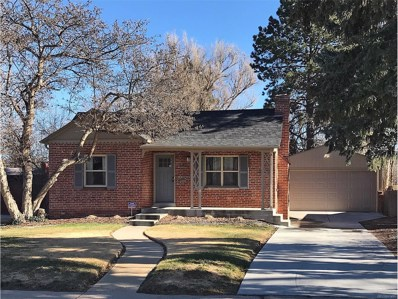 640 Kearney Street, Denver, CO 80220 - MLS#: 1623550