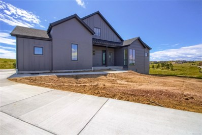 8208 Merryvale Trail, Parker, CO 80138 - #: 1623707