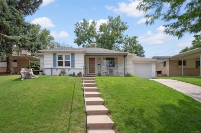 2737 S Osceola Way, Denver, CO 80236 - MLS#: 1625228