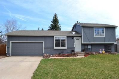 5696 S Robb Street, Littleton, CO 80127 - MLS#: 1625648