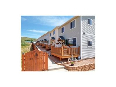 424 W Golden Avenue UNIT D, Cripple Creek, CO 80813 - MLS#: 1627544