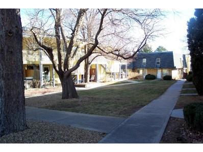1496 S Pierson Street UNIT 109, Lakewood, CO 80232 - MLS#: 1628003