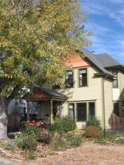 224 E St Vrain Street, Colorado Springs, CO 80903 - #: 1629116