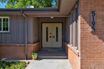 5195 E Iliff Avenue, Denver, CO 80222 - #: 1631039