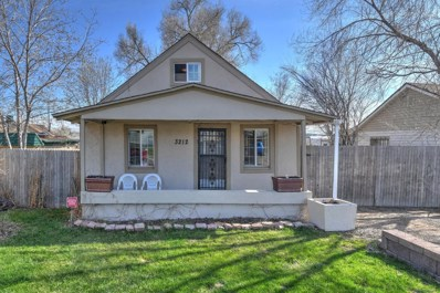 3212 W Hawthorne Place, Denver, CO 80221 - #: 1632769