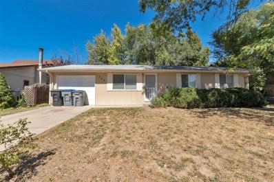 306 Meeker Place, Longmont, CO 80504 - #: 1639357