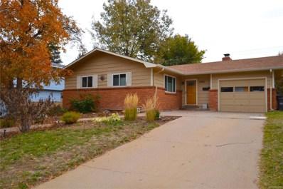 3860 Darley Avenue, Boulder, CO 80305 - MLS#: 1639374
