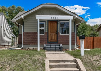 2216 S Downing Street, Denver, CO 80210 - MLS#: 1640258