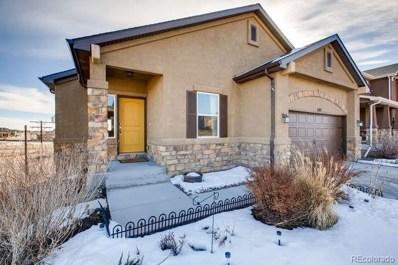 1105 Diamond Rim Drive, Colorado Springs, CO 80921 - #: 1643442