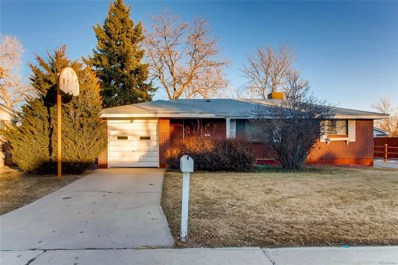7042 Marshall Street, Arvada, CO 80003 - MLS#: 1646079