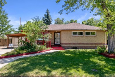 6020 Marshall Court, Arvada, CO 80003 - #: 1646235