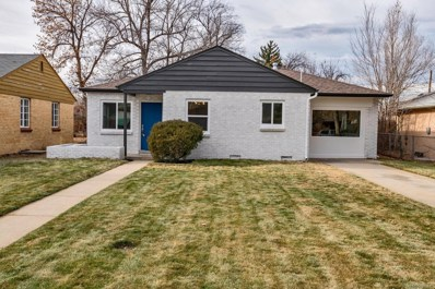 2885 Ivanhoe Street, Denver, CO 80207 - MLS#: 1647241